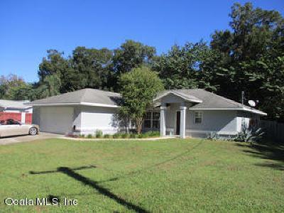 Ocala Single Family Home For Sale: 523 NE 39th Avenue
