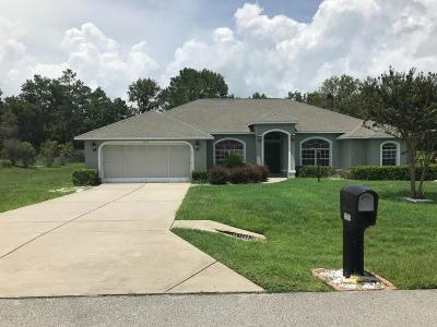 Marco Polo Vlg Single Family Home For Sale: 5201 SW 111th Lane Road