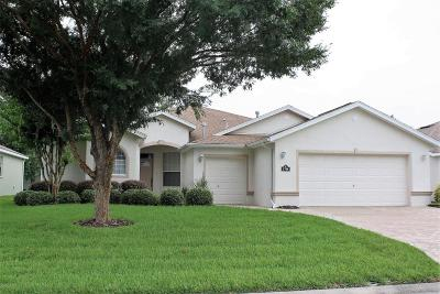 Ocala Single Family Home For Sale: 1798 SW 158th Lane