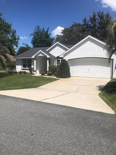 Oak Run Single Family Home For Sale: 11476 SW 76th Circle