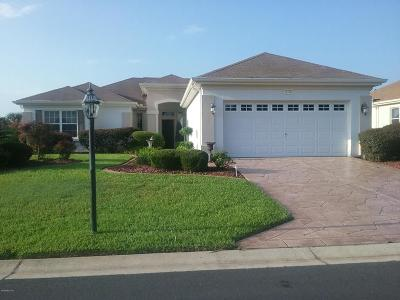 Summerfield FL Single Family Home For Sale: $274,000