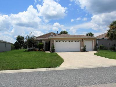 Summerglen Single Family Home For Sale: 15854 SW 16th Avenue Road