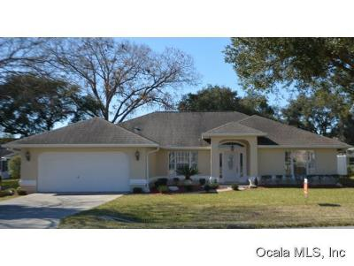 Majestic Oaks Single Family Home For Sale: 8720 SW 56th Avenue Road