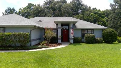Ocala Single Family Home For Sale: 3920 NE 6th Court