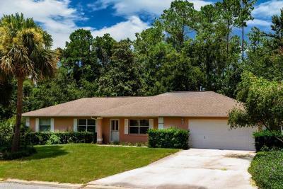 Ocala Single Family Home For Sale: 6225 SE 1st Street