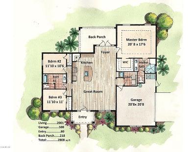 Ocala Single Family Home For Sale: 3707 SE 24th Street