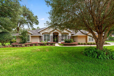 Ocala Single Family Home For Sale: 4730 SE 50th Place