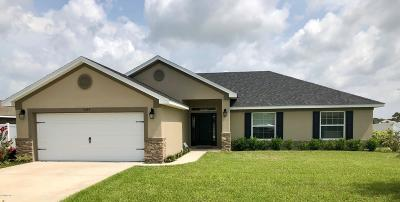 Ocala Single Family Home For Sale: 5627 SW 96th Place