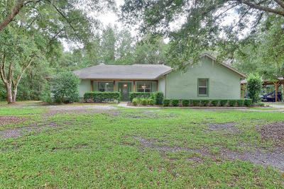 Dunnellon Single Family Home For Sale: 13840 SW 110th Place