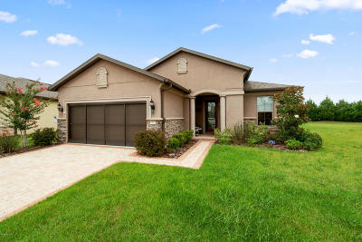 Ocala Single Family Home For Sale: 9985 SW 77th Loop