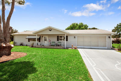 Summerfield FL Single Family Home Pending: $139,900