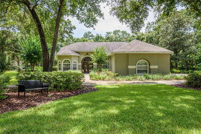 Ocala Single Family Home For Sale: 7303 SE 12th Circle