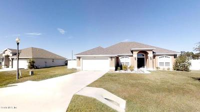 Ocala Single Family Home For Sale: 9619 SW 51st Circle
