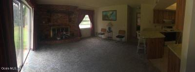 Belleview Single Family Home For Sale: 7034 SE Hwy 25a