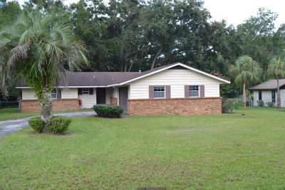 Ocala Single Family Home For Sale: 110 NE 49th Avenue