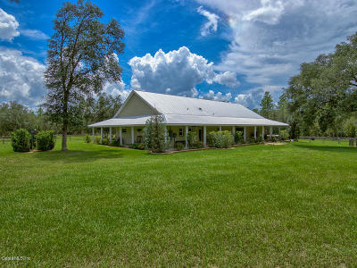 Williston Farm For Sale: 11471 SE 6 Street
