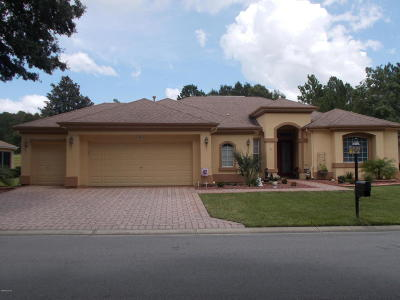 Summerfield FL Single Family Home For Sale: $315,000