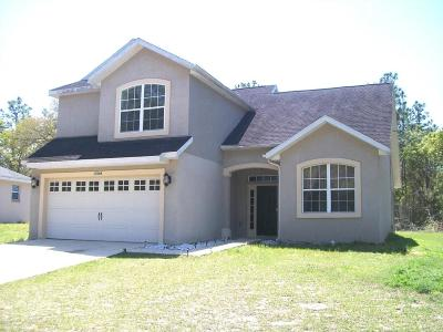 Marion Oaks North Single Family Home For Sale: 13264 SW 73rd Avenue Road