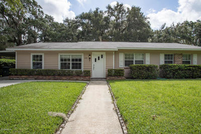 Ocala Single Family Home For Sale: 405 SE 30th Avenue