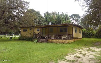 Ocklawaha Single Family Home For Sale: 9151 SE 196th Terrace