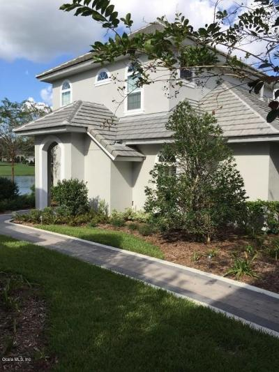 Ocala Condo/Townhouse For Sale: 8105 NW 26th Lane Road