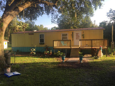 Dunnellon Single Family Home For Sale: 8557 SW 148th Lane