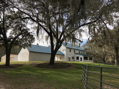 Marion County Farm For Sale: 28351 SE Highway 42