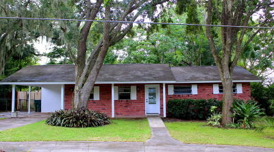 Ocala Single Family Home For Sale: 721 SE 32nd Avenue