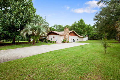 Dunnellon Single Family Home For Sale: 3845 SW Pompano Road