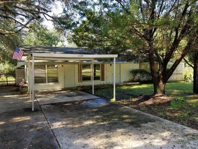 Dunnellon Single Family Home For Sale: 23228 SW Marine Boulevard