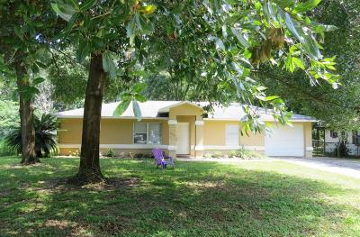 Ocala Single Family Home For Sale: 6435 NW 61st Street
