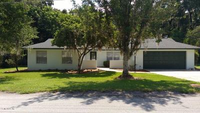 Ocala Single Family Home For Sale: 719 NE 23rd Avenue