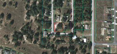 Belleview Residential Lots & Land For Sale: SE 99th Avenue