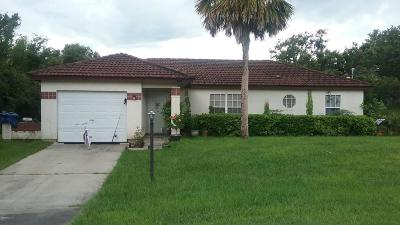 Ocala Single Family Home For Sale: 10 Spruce Way