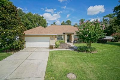 Ocala Single Family Home For Sale: 4565 NW 6th Circle