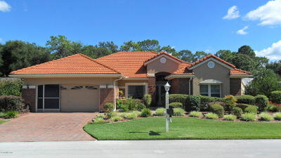 Ocala Single Family Home For Sale: 11575 SW 75th Circle