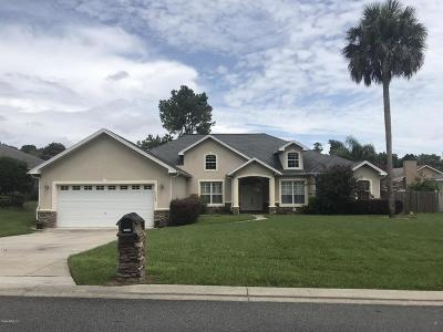 Ocala Rental For Rent: 1035 SW 33rd Place