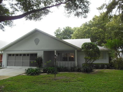 Ocala Single Family Home For Sale: 8843 SW 90th Lane #C