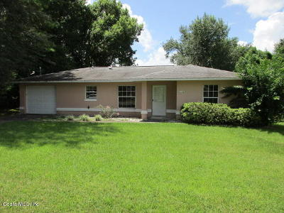 Ocala Single Family Home For Sale: 780 NW 67th Street