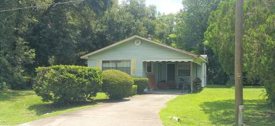 Single Family Home For Sale: 1525 NW 18th Court
