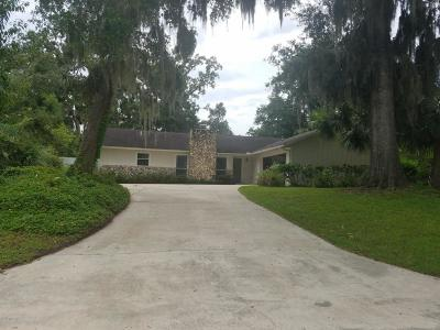 Ocala Single Family Home For Sale: 3680 SE 24th Ave Avenue