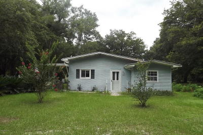 Dunnellon Single Family Home For Sale: 11755 SW 147th Place