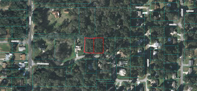 Ocala Residential Lots & Land For Sale: NE 37th Place Rd