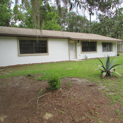 Belleview Single Family Home For Sale: 12320 SE 104th Court