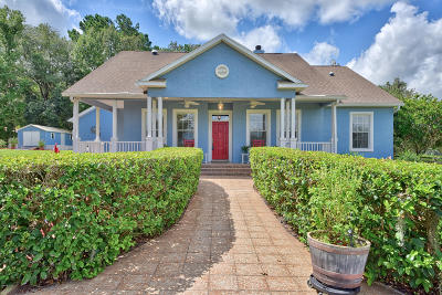 Ocala Single Family Home For Sale: 8010 SW 16th Avenue