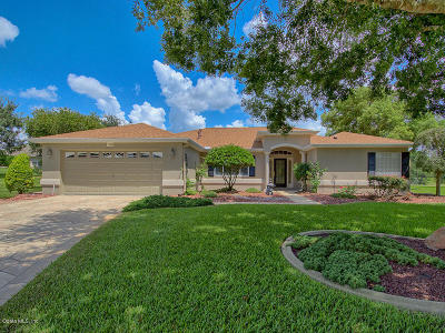 Spruce Creek Gc Single Family Home For Sale: 13809 Del Webb Boulevard