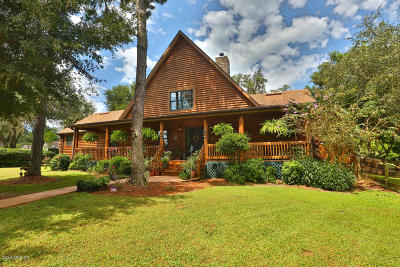 Marion County Single Family Home For Sale: 10570 SE 160th Road