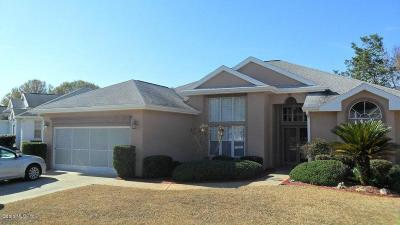 Ocala Single Family Home For Sale: 11206 SW 71st Circle