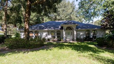 Ocala Single Family Home For Sale: 10427 SW 65th Terrace