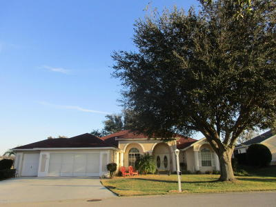 Ocala Single Family Home For Sale: 2076 NW 50th Circle